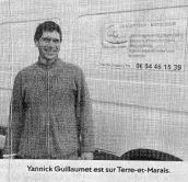 Les chantiers de Yannick GUILLAUMET