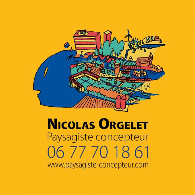 Nicolas Orgelet, paysagiste concepteur