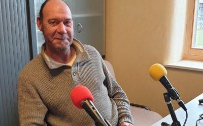 Larry sur Radio Sud Manche